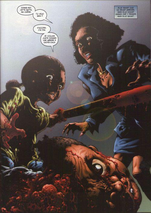 Les chroniques de Spawn T9 : La fin du monde vient de commencer ! (0), comics chez Delcourt de Veitch, Hine, Haberlin, Tan, Thomas, Troy, Hutchinson, Fotos, Broeker