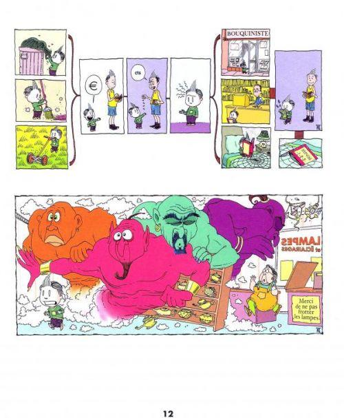 Les aventures extraordinaires de Lio, comics chez Hors Collection de Tatulli