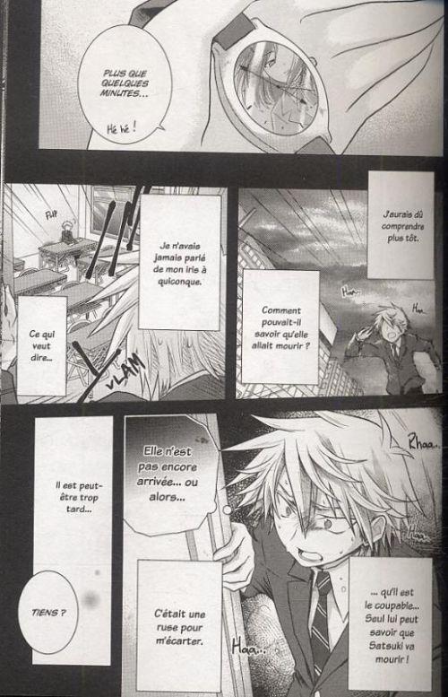 Iris zero T2, manga chez Bamboo de Piroshiki, Takanaga