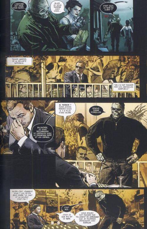 Terror Inc. : Plan de démembrement (0), comics chez Panini Comics de Lapham, Zircher, Chung