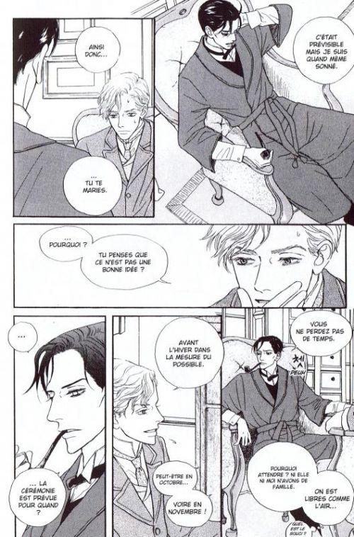 The Sherlock Holmes Story T1, manga chez Kwari de Kwon