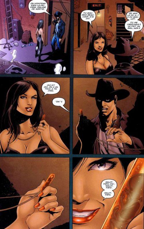 Doktor Sleepless T1 : Machines à désir (0), comics chez Panini Comics de Ellis, Rodriguez, Waller, Dalhouse, Massafera