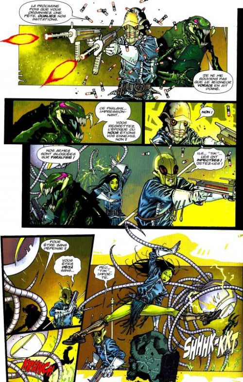 Annihilation Conquest T1 : Destinée (0), comics chez Panini Comics de Lanning, Abnett, Gage, Giffen, Denham, Perkins, Green, Chen, Lilly, Peru, Guru efx, Fairbairn, Briclot