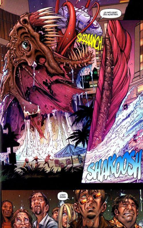 Marvel Saga – V 1, T14 : Cœur de monstre (0), comics chez Panini Comics de Pak, Pelletier, Hollowell, Granov