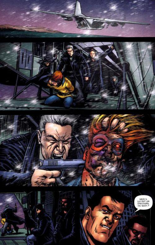 The Boys – édition souple, T14 : Préparation propre et planification (0), comics chez Panini Comics de Ennis, Braun, Aviña, Robertson