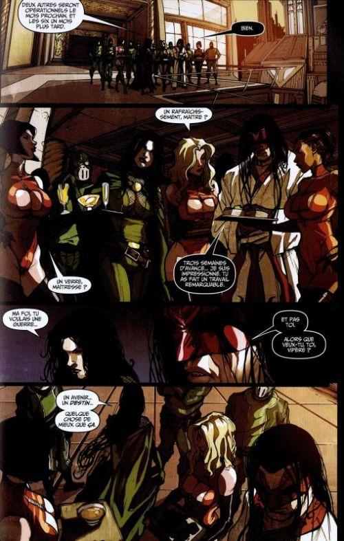 Secret Warriors T2 : Le réveil de la bête (0), comics chez Panini Comics de Hickman, Vitti, Caselli, Gugliotta, Gho, Imaginary friends studio, Villarubia