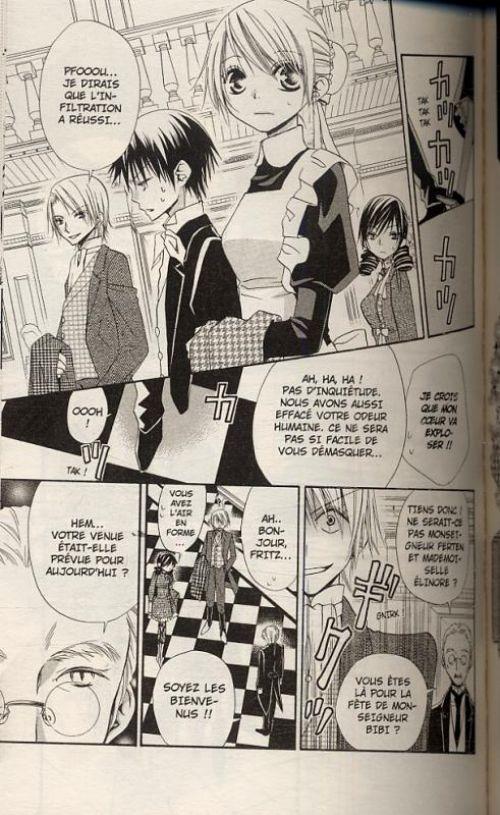 La fleur du démon T8, manga chez Panini Comics de Oto