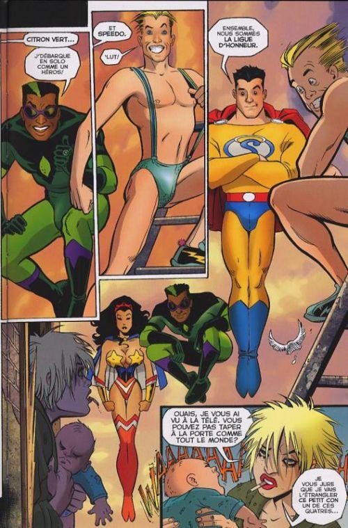 La Pro, comics chez Editions USA de Ennis, Conner, Mounts, Palmiotti