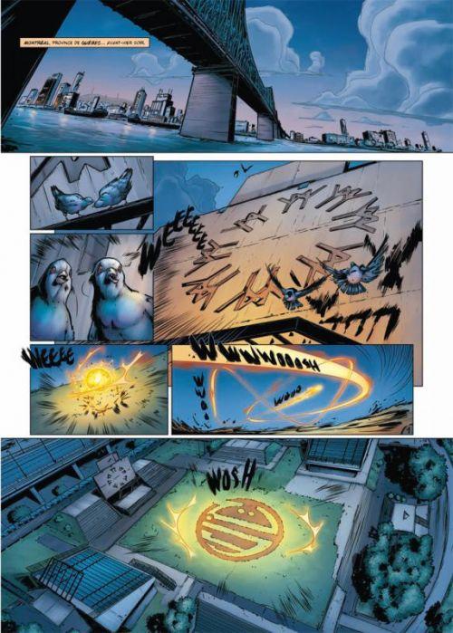 Tessa, agent intergalactique T6 : Aurore Montreal (0), bd chez Soleil de Mitric, Louis, Lamirand