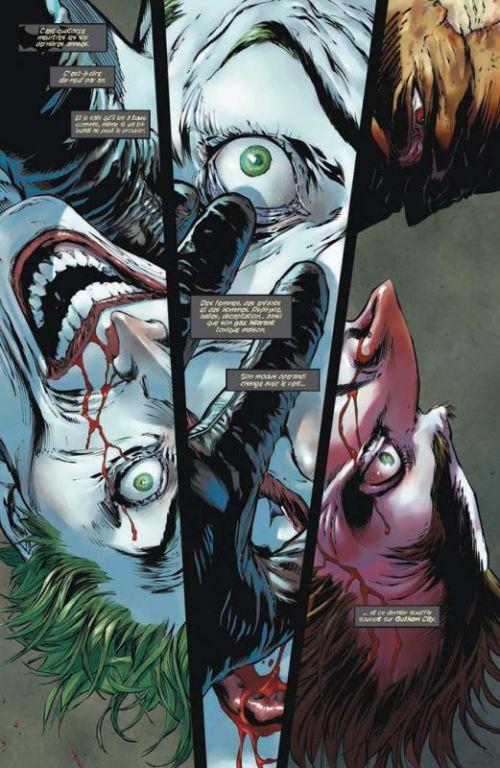 Batman Saga T1, comics chez Urban Comics de Tomasi, Simone, Daniel, Snyder, Gleason, Syaf, Capullo, Gray, Glapion, FCO Plascencia, Arreola, Kalisz, Morey, Van sciver
