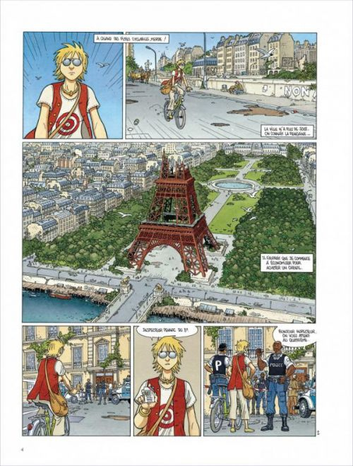 Mermaid project T1 : Episode 1 (0), bd chez Dargaud de Jamar, Léo, Simon, Simon