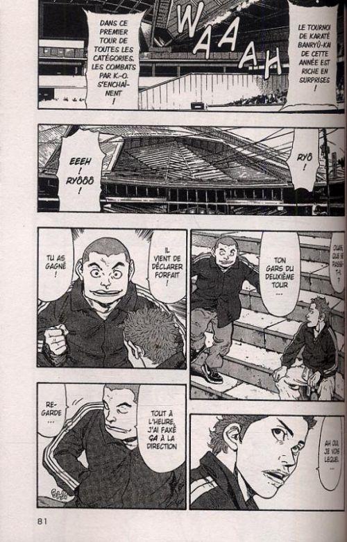 Coq de combat – réédition T5, manga chez Delcourt de Hashimoto, Tanaka