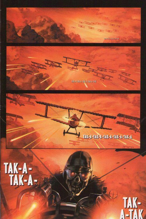 Les chroniques de Spawn T20 : Spawn dans l'Enfer de la Grande Guerre !  (0), comics chez Delcourt de Hine, Holguin, Tan, Mayhew, Haberlin, Troy, Hannin