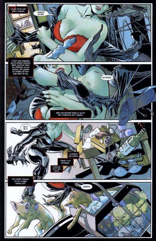 Catwoman – New 52, T1 : La règle du jeu (0), comics chez Urban Comics de Winick, March, Morey
