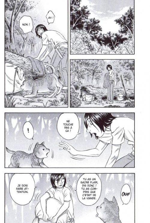 Suicide island T3, manga chez Kazé manga de Mori