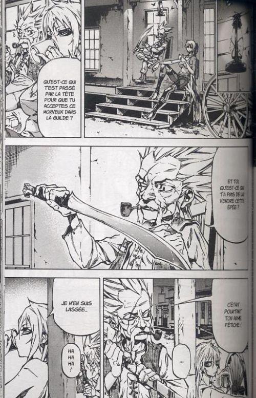 The Arms Peddler T3, manga chez Ki-oon de Nanatsuki , Night Owl