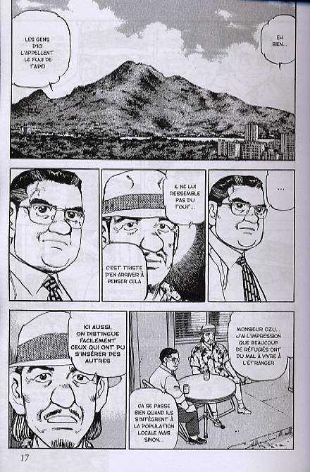 Spirit of the sun T2, manga chez Tonkam de Kawaguchi