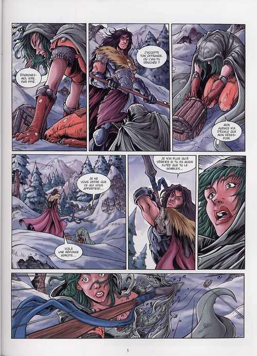 Dragonseed T1 : De cendres et de sang (0), bd chez Les Humanoïdes Associés de McClung, Guerrero, Jimenez