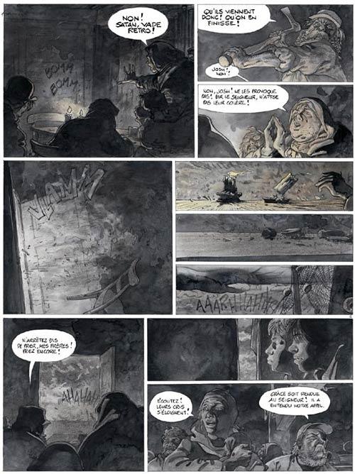 Jeremiah T26 : Un port dans l'ombre (0), bd chez Dupuis de Hermann