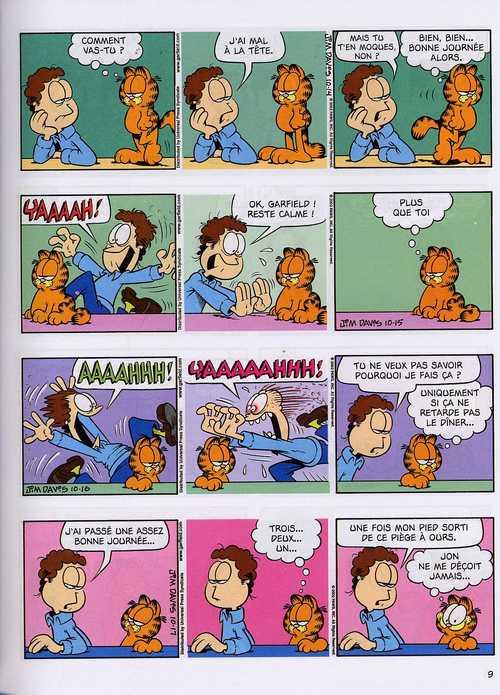 Garfield T41 : Garfield va au panier (0), comics chez Dargaud de Davis