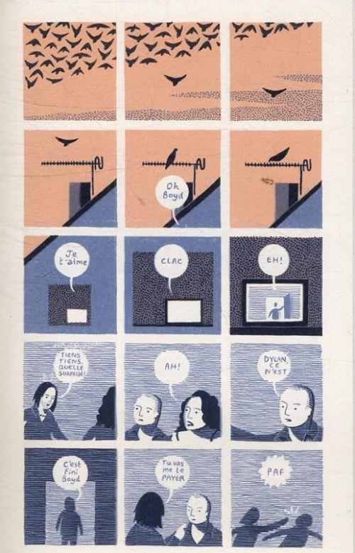 Dimanche, comics chez Nobrow de McNaught