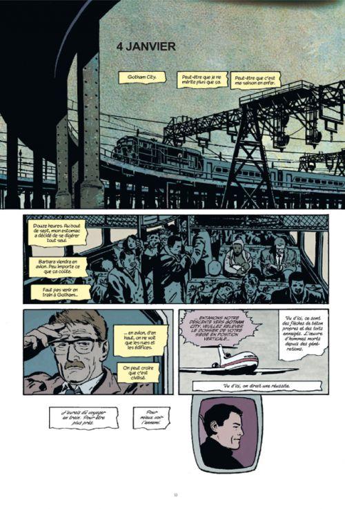 Batman - Année Un, comics chez Urban Comics de Miller, Mazzucchelli, Lewis