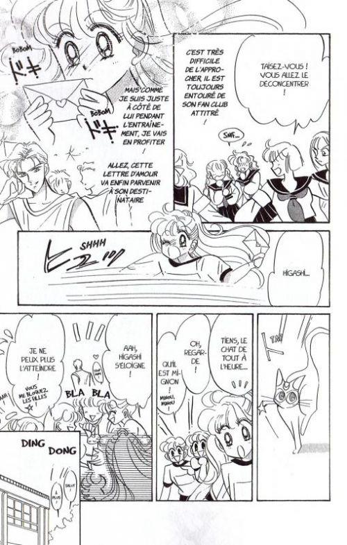 Codename Sailor V T1, manga chez Pika de Takeuchi
