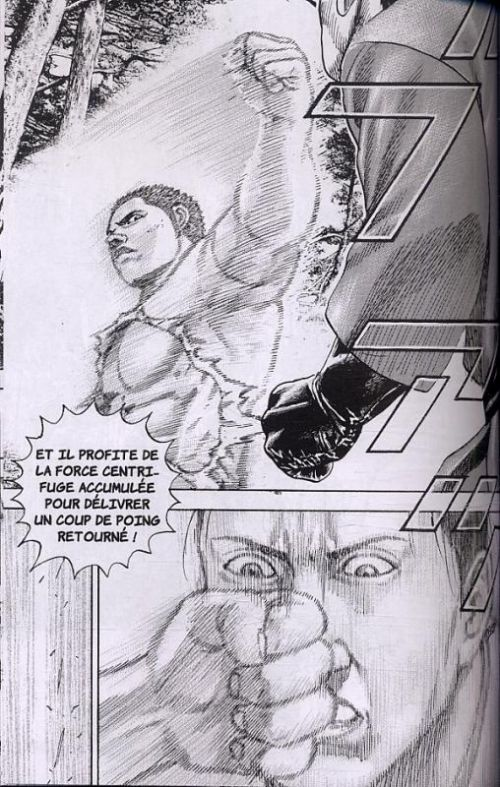 Free Fight - New tough T31, manga chez Tonkam de Saruwatari