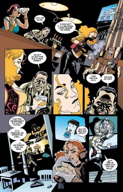 100 Bullets – Edition Hardcover, T3 : Dos rond pour le daron (0), comics chez Urban Comics de Azzarello, Risso, Mulvihill, Johnson