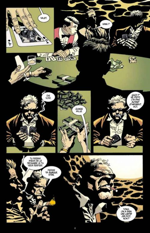 100 Bullets – Edition Hardcover, T4 : Le blues du prince rouge (0), comics chez Urban Comics de Azzarello, Risso, Mulvihill, Johnson