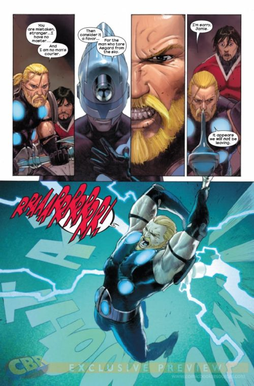 Ultimate Universe T2 : La République en danger (0), comics chez Panini Comics de Bendis, Pichelli, Andrews