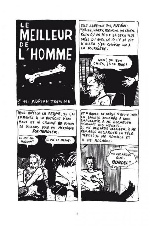32 histoires : Optic nerve mini-comics (0), comics chez Delcourt de Tomine