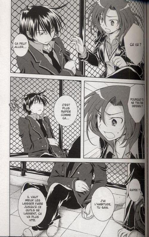 Iris zero T3, manga chez Bamboo de Piroshiki, Tanaka