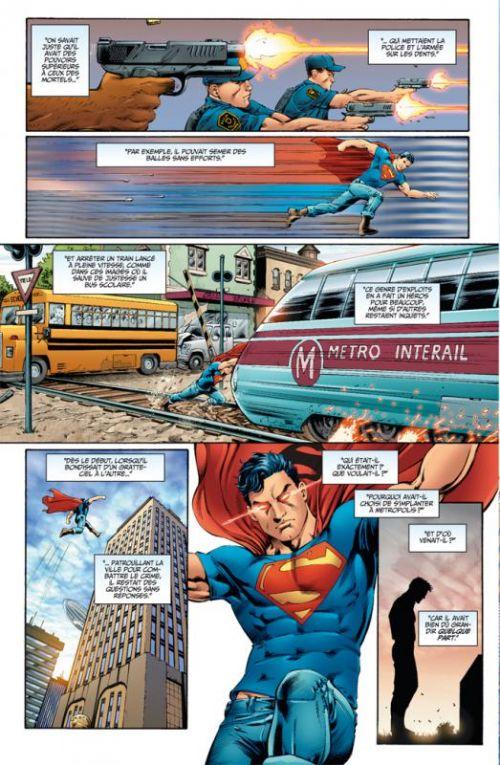 DC Saga T3, comics chez Urban Comics de Buccellato, Perez, Johnson, Manapul, Green, Johns, Scott, Asrar, Lee, Scott, Sinclair, Mounts, Eltaeb, Capullo