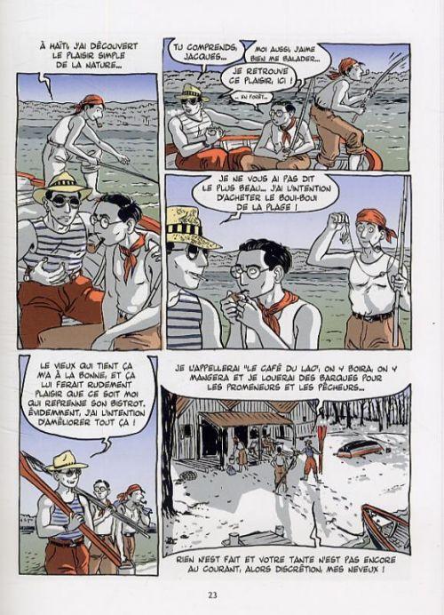 Ouvrier T1 : Mémoires d'occupation (0), bd chez La boîte à bulles de Loth