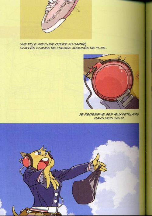 Catsby  T3, manga chez Casterman de Doha