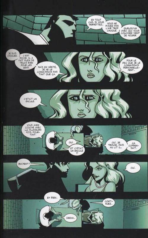 Powers – 1ère édition - Semic, T3 : Groupies (0), comics chez Semic de Bendis, Oeming, Garrahy, Fantazis