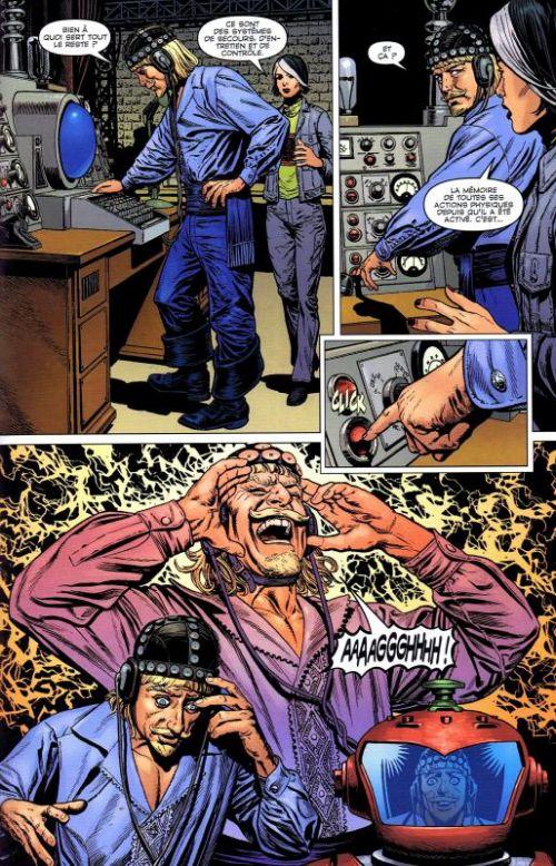 The twelve T2 : Fin d'une époque (0), comics chez Panini Comics de Straczynski, Weston, Erskine, Chuckry, Rivera