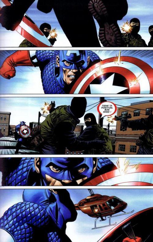 Captain America T2 : La légende vivante (0), comics chez Panini Comics de Brubaker, Leon, Epting, Palmer, Lark, Perkins, d' Armata
