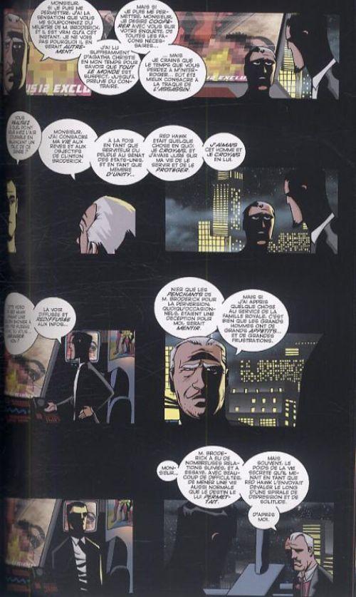 Powers T6 : Les traîtres (0), comics chez Panini Comics de Bendis, Oeming, Pantazis