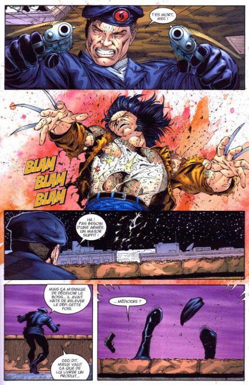 Wolverine - Best comics T2 : Le meilleur (0), comics chez Panini Comics de Liefeld, Stephenson, Tieri, Pruett, Chen, Churchill, Lee, Digital broome, Hi-Fi Design, Pantazis, Avalon studios