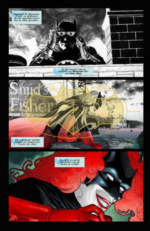 Batwoman T1 : Hydrologie (0), comics chez Urban Comics de Blackman, Williams III, Friend, Reeder, Stewart