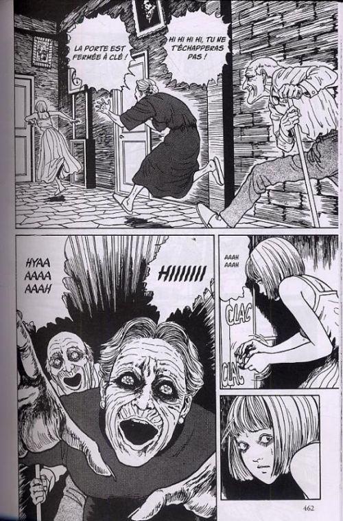 Tomie, manga chez Tonkam de Ito