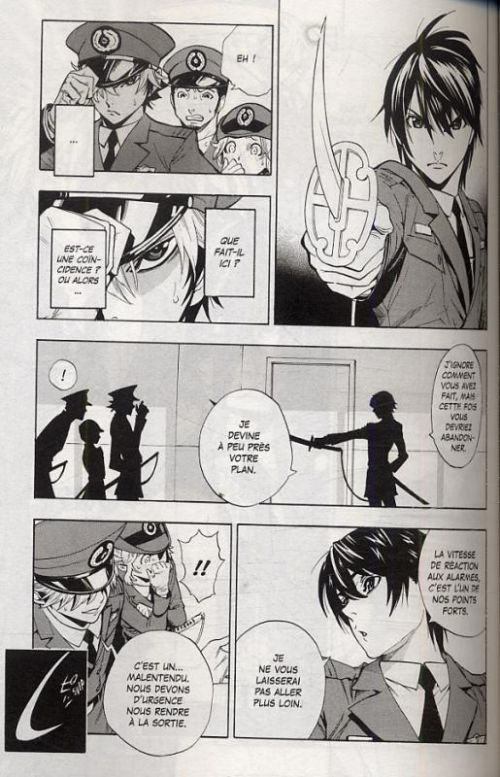 Amnesia T1, manga chez Glénat de Ono