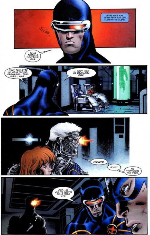 Avengers : X-Sanction T2, comics chez Panini Comics de Loeb, McGuinness, Hollowell