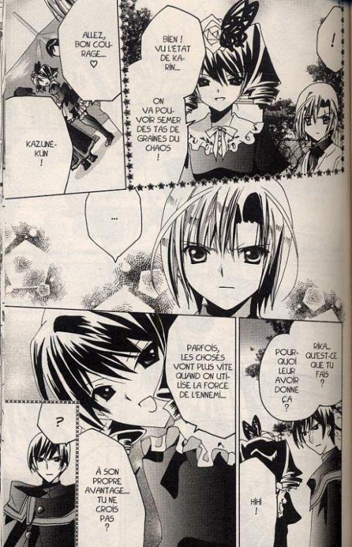 Kamichama Karin chu T6, manga chez Pika de Kogé-donbo