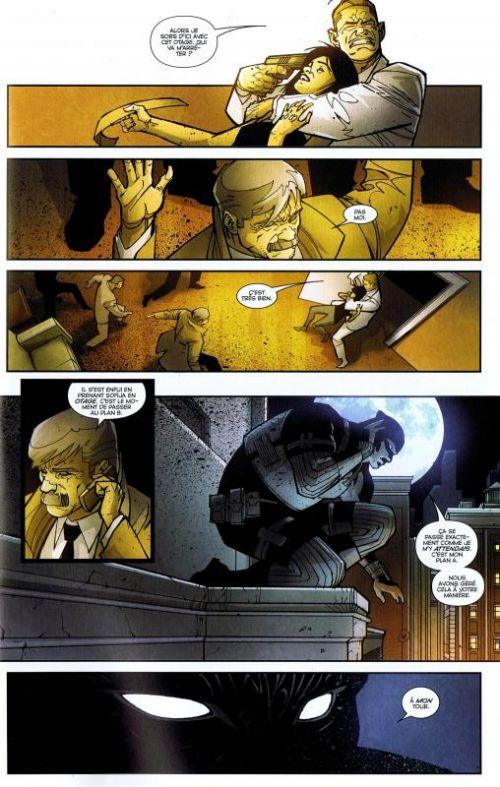 Panthère Noire T2 : Hell's kitchen parano (0), comics chez Panini Comics de Liss, Palo, Francavilla, Beaulieu