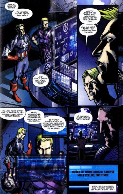 Marvel Top T7 : Femmes en péril (0), comics chez Panini Comics de Van Meter, Barrionuevo, Robinson, d' Auria, Sotomayor, Mossa, Christopher