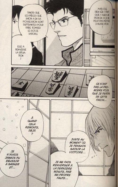 Kings of shôgi T7, manga chez Pika de Masaru , Jiro