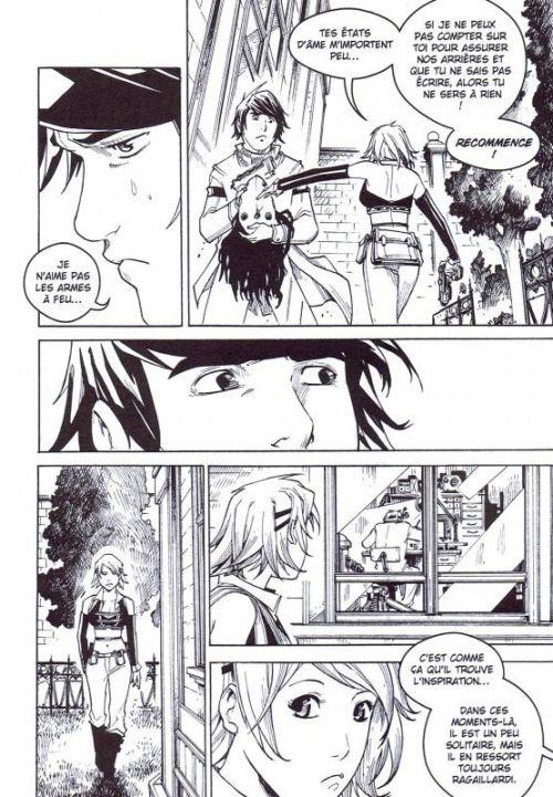 City Hall T2, manga chez Ankama de Guérin, Lapeyre